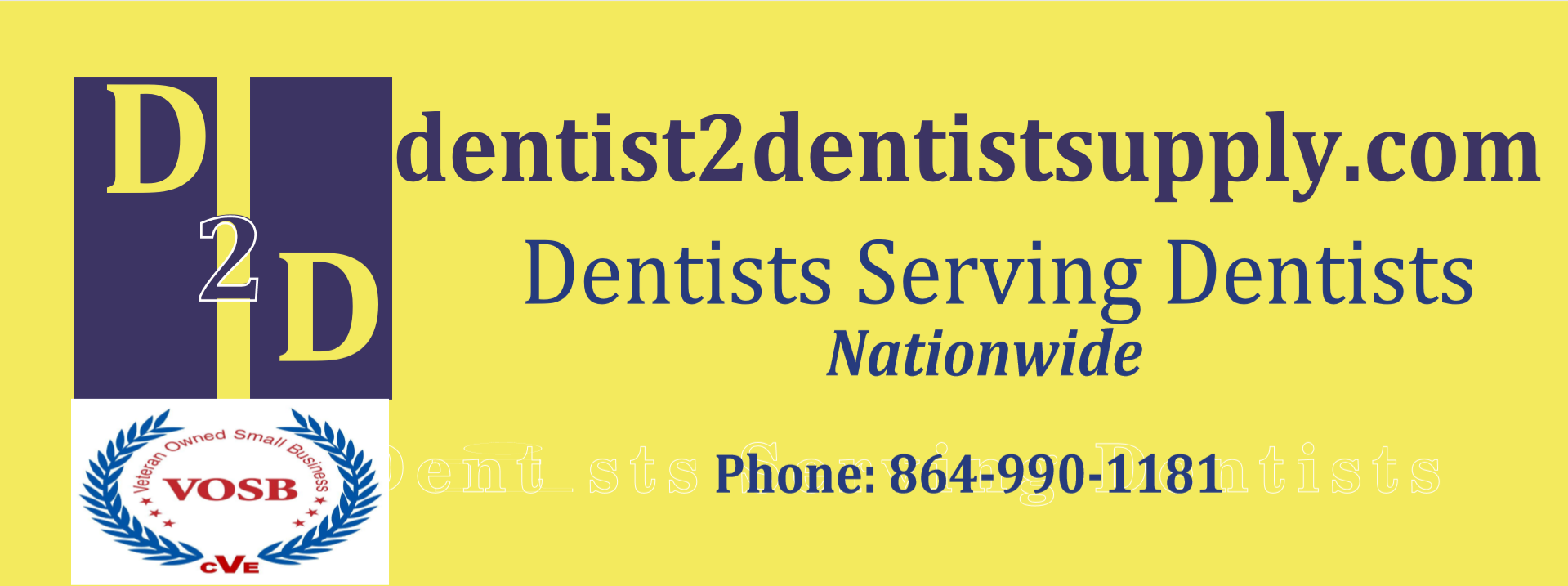 Dentist 2 Dentist Supply Company, LLC